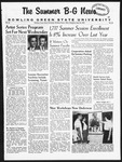 The Summer B-G News June 25, 1959