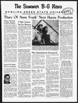 The Summer B-G News July 9, 1959