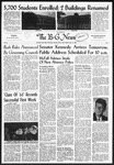 The B-G News September 18, 1959