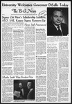 The B-G News September 22, 1959