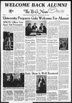 The B-G News October 9, 1959