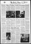 The B-G News October 16, 1959
