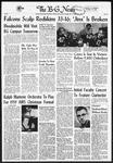 The B-G News November 3, 1959