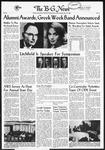 The B-G News November 10, 1959