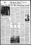 The B-G News November 20, 1959