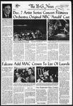 The B-G News November 24, 1959