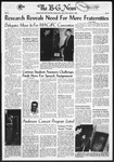 The B-G News January 8, 1960