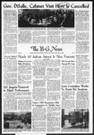 The B-G News January 15, 1960