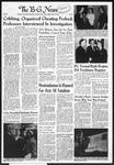 The B-G News February 12, 1960