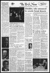 The B-G News February 19, 1960