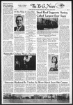 The B-G News March 8, 1960