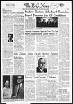 The B-G News March 11, 1960
