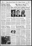 The B-G News March 15, 1960