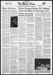 The B-G News March 25, 1960