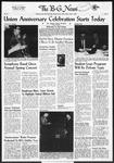The B-G News April 1, 1960