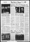 The B-G News April 26, 1960