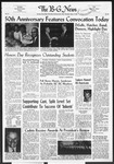 The B-G News May 19, 1960