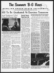 The Summer B-G News August 18, 1960