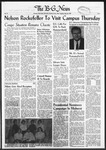 The B-G News September 20, 1960
