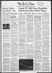 The B-G News September 23, 1960