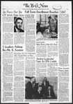 The B-G News October 4, 1960