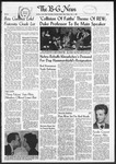 The B-G News October 7, 1960