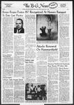 The B-G News October 11, 1960