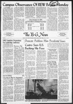 The B-G News October 14, 1960