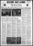 The B-G News October 21, 1960