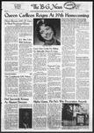 The B-G News October 25, 1960