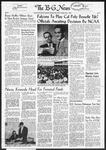 The B-G News November 8, 1960