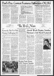 The B-G News November 11, 1960