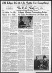 The B-G News November 15, 1960