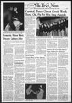 The B-G News November 18, 1960