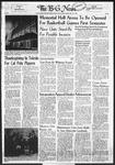The B-G News November 22, 1960