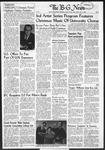 The B-G News December 2, 1960