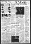 The B-G News December 6, 1960