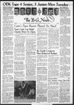 The B-G News January 13, 1961