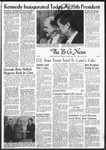The B-G News January 20, 1961