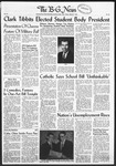 The B-G News March 17, 1961