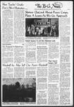 The B-G News March 24, 1961