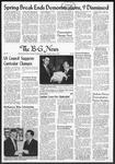 The B-G News April 11, 1961