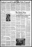The B-G News April 14, 1961
