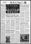 The B-G News April 21, 1961