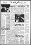 The B-G News April 25, 1961