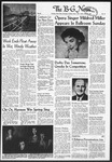 The B-G News May 12, 1961
