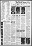 The B-G News May 23, 1961