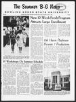 The Summer B-G News June 15, 1961