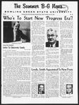 The Summer B-G News June 29, 1961
