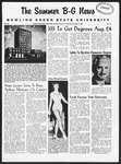 The Summer B-G News August 10, 1961